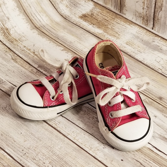 b3f78970f75aa6 Converse Other - Converse All Star Infant Sz 5 HOT PINK Sneakers